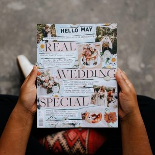Hello May you take a look at this! ⠀⠀⠀⠀⠀⠀⠀⠀⠀ I feel so lucky to feature in Hello May's Real Wedding Special 2021 @hellomaymagazine. Reading about all the weddings inside this amazing issue got me right in the feels! ❤️ It's packed full of great advice, love stories and features a bunch of other industry legends like: @roxycelebrant @love_for_life_celebrant @shannonoheir_celebrant @peterbraycelebrant @natsproal.melbournecelebrant ⠀⠀⠀⠀⠀⠀⠀⠀⠀ Cover photos by @shotfromtheheart and design by @blackliststudio. #hellomaymagazine #hellomayrealweddingspecial21 #RWS21 ⠀⠀⠀⠀⠀⠀⠀⠀⠀ #georgiafletchercelebrant #celebrant #northernbeaches #northernbeachesweddings #sydneycelebrant #weddingceremony #weddingvendor #marriagecelebrant #marriagecelebrantsydney #instawedding #vows #sydneywedding