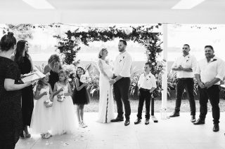 A Sweet & Stylish ceremony for Kate and James, plus they had their kiddies involved 🥰 ⠀⠀⠀⠀⠀⠀⠀⠀⠀ 👇🏻 Comment below who's had the kids involved in their ceremony 💒 ⠀⠀⠀⠀⠀⠀⠀⠀⠀  #georgiafletchercelebrant #celebrant #northernbeaches #northernbeachesweddings #sydneycelebrant #weddingceremony  #weddingvendor #marriagecelebrant #marriagecelebrantsydney #instawedding #vows #sydneywedding